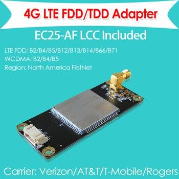 4G LTE Modems EC25-AF LCC to USB2.0 Industrial Adapter For North America FirstNet LTE FDD B2/B4/B5/B12/B13/B14/B66/B71 eg25 eg25 g mini pcie worldwide global 4g lte industrial modem fdd lte b1 b2 b3 b4 b5 b7 b8 b12 b13 b28