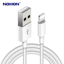Original 1M 2M 3M USB Cable For iPhone Cable 12 11 Pro XS MAX X XR 8 7 6S Plus Charging Cord Mobile Phone USB Charger Data Sync
