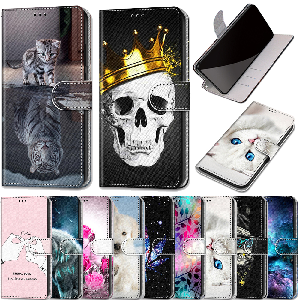Luxury Flip <font><b>Case</b></font> For <font><b>Xiaomi</b></font> <font><b>Redmi</b></font> <font><b>6a</b></font> 6 Pro 7 7A Go K20 Pro <font><b>Case</b></font> <font><b>Leather</b></font> Wallet <font><b>Phone</b></font> Cover Stand Protective Cart Slot Holder image