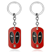 Deadpool Keychains Collection (9 Designs) 3