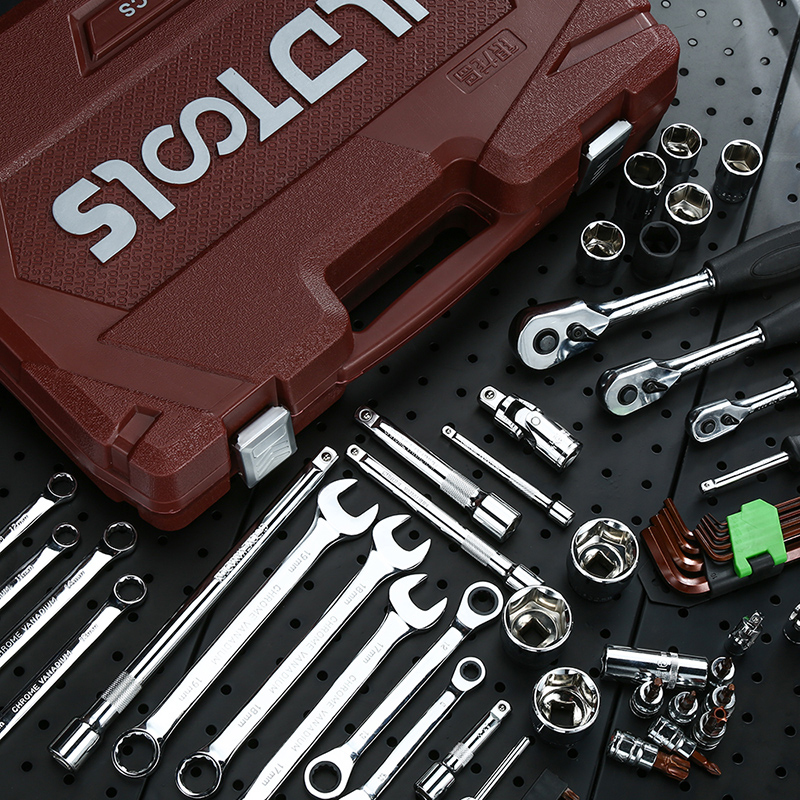 AI-ROAD Household Multifunction Car Repair Tool Kit Home
