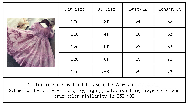 Hb11ce1fd9d4f4d708efe5452a43ba053o Children Girls Embroidery Clothing Wedding Evening Flower Girl Dress Princess Party Pageant Lace tulle Gown Kid Girls Clothes