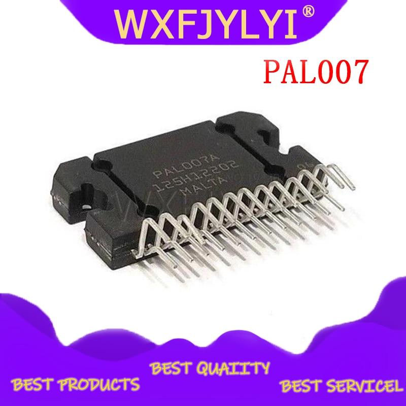 1 pièces/lot PAL007B PAL007 007 ZIP-25 amplificateur audio IC