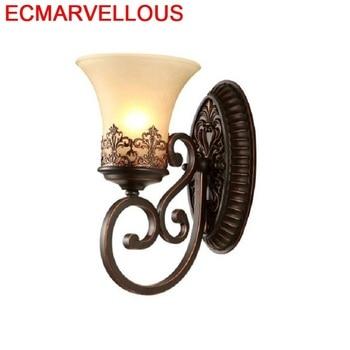 현대 coiffeuse avec miroir sconce aplik lamba luminaria 드 parede 침실 빛 applique murale luminaire wandlamp 벽 램프