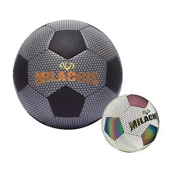 Piłka do piłki nożnej zapala się piłka nożna standardowy rozmiar 4 5 piłka nożna materiał PU świecące w ciemności piłka nożna dla dzieci do grania w piłkę nożną tanie i dobre opinie CN (pochodzenie) Other Soccer Ball machine size 4 size 5