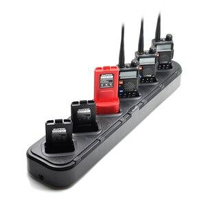 Image 5 - Caricatore rapido di Multi modo della batteria sei per il ricetrasmettitore tenuto in mano di serie di Baofeng UV 82