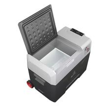 40л автомобильный холодильник авто-холодильник AC/DC12V24V портативный мини холодильник Компрессор Автомобильный холодильник автомобильный холодильник для 4x4Camping