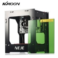 NEJE Cortadora láser de escritorio, mini máquina para realizar corte y grabado profesional de madera, DK 8 KZ, 1500/2000/3000mW, CNC, router, DIY