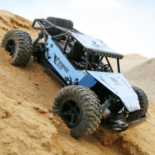 1 16 4wd rc cars alloy speed 2 4g radio control rc cars toys buggy 2017 high speed trucks off road trucks toys for children gift 2.4G 4WD RC Off-Road Car 1:16 High Speed Drift Climbing Large Radio Control Racing Cars For Children Boys Gifts