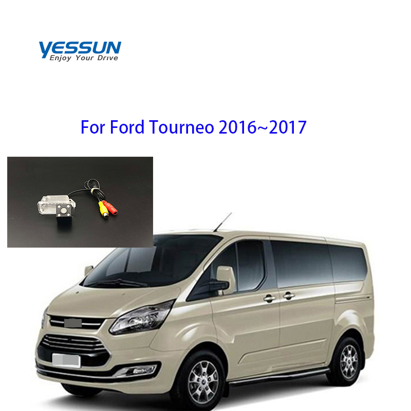 Yessun License plate camera For Ford Tourneo 2016~2017 Car Rear View camera Parking Assistance|Vehicle Camera| |  - title=