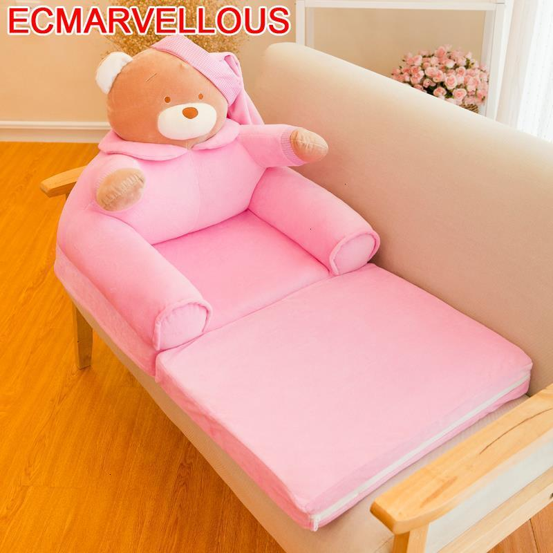 Quarto Menina Cameretta Bambini Silla Chair Couch For Kids A Coucher Infantil Children Chambre Enfant Baby Children's Sofa