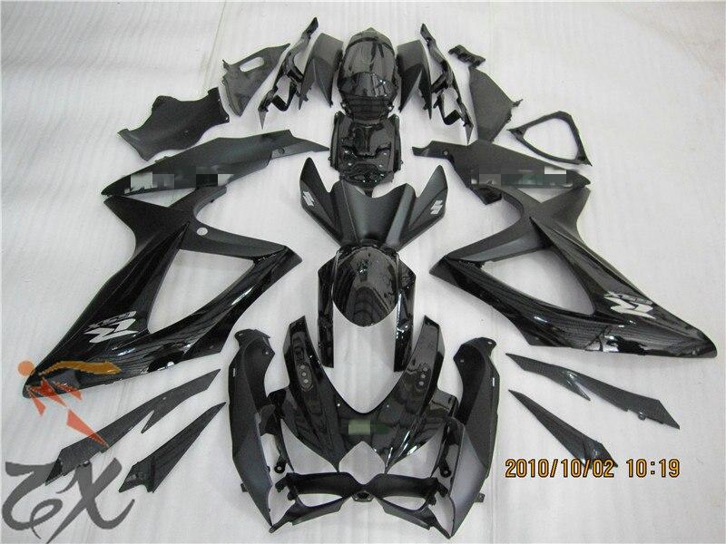 Free Shipping For SUZUKI GSXR600 08 09 10 GSXR750 08-10   GSX R600   750 GSXR 600 750 2008 2009 2010 Fairing