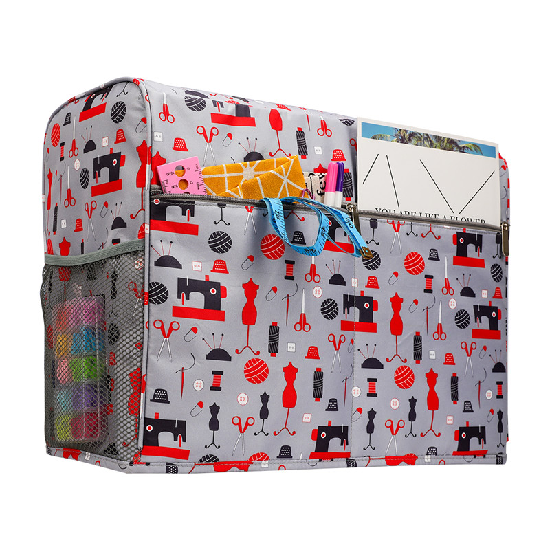 Sewing Machine Cover Protective Dust Case Bag (3)