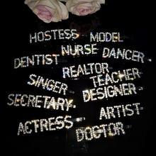 Тема профессий: заколки для волос «Учитель» «Доктор» «медсестра»
