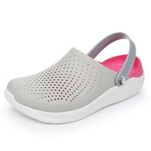 2020 Summer Beach Shoes Woman Crocks Clogs Women Flat Sandals Crocse Shoe Croc S