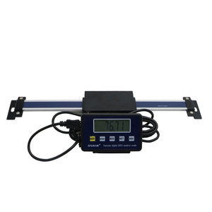 Image 3 - 0 150mm Digital Scales Remote Digital Table Readout Scale for Bridgeport Mill Lathe Linear Ruler with Base