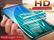 9D Soft Front Hydrogel Film For VIVO V17 SD675 SD665 Neo S1 PRO V1945 Full Cover Screen Protective film for Vivo Y15 2020(China)