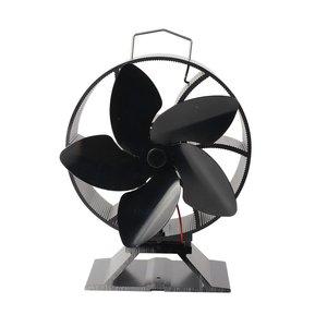 5 Blade Fireplace Fan Thermal