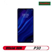 International Version HuaWei P30 ELE-L29 Mobile Phone Kirin 980 Android 9.1 6.1