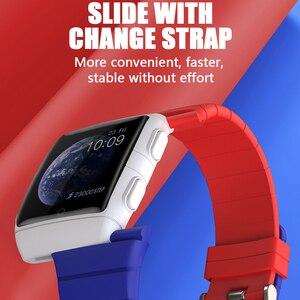 Image 4 - Cobrabie cr11 crianças smartwatch 1.3 polegada de fitness rastreador estudante moda jovem monitor à prova dwaterproof água esportes relógios para meninos meninas
