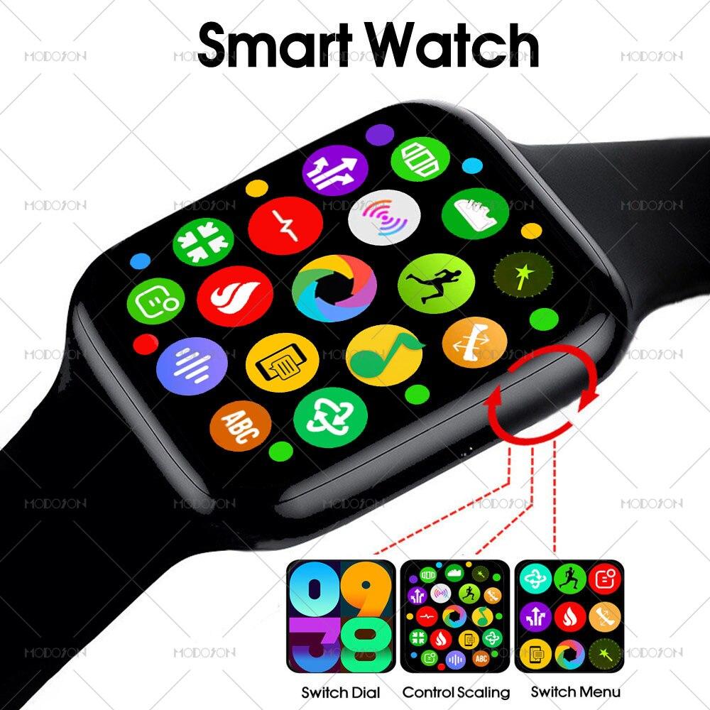 W22 Plus Smart Watch 45mm