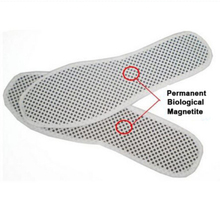Foot-Cushion-Pads Care Rays-Insoles Massage-Feet Tourmaline Warm 1pair Winter Far-Infrared