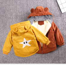 Baby Girls Coat Fashion Kids Boys Jacket 2020 Winter