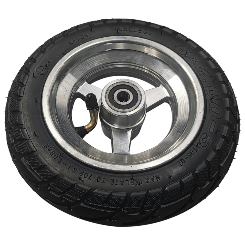 8X2.00 5 Tire Wheel Tyre 8X2.00 5 Wheel Hub for Kugoo C3 S3 S2 MINI Electric BIKE Tire Accessories    - AliExpress