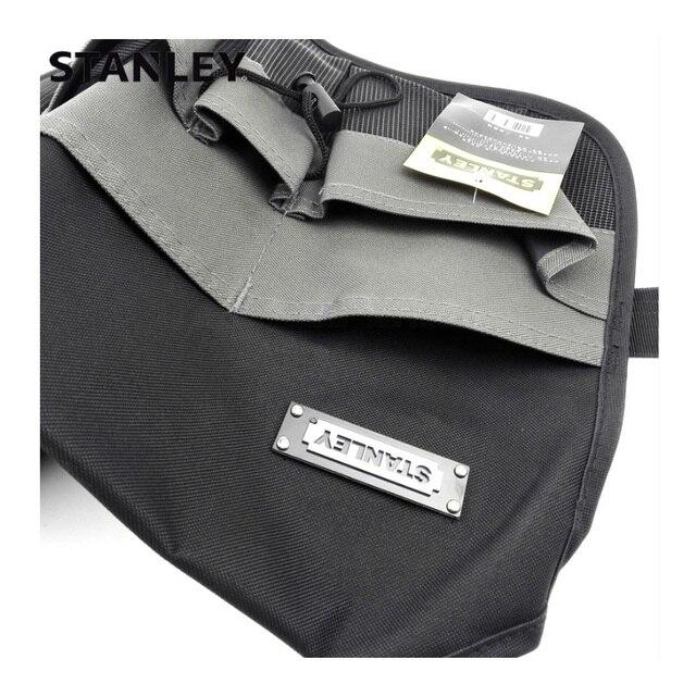 Stanley Convenient Durable Work Aprons With Tool Pockets Nylon Vest Tool Apron Belt Adjustable Garden Tools Apron For Men Women 3