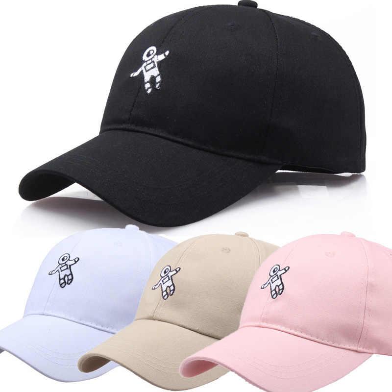 Женская и мужская хлопковая бейсболка, однотонная Регулируемая летняя кепка в стиле хип-хоп белого, красного, черного цвета с вышивкой