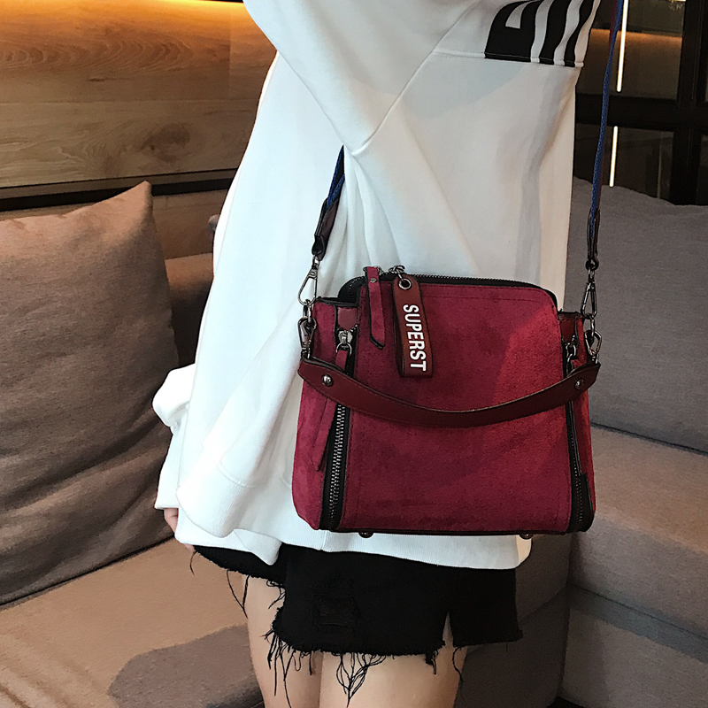 Hb122b6a49c874b2fafd535262bf7d3d41 - Women Messenger Bags Shoulder Vintage Bag Ladies Crossbody Bag Handbag Female Tote Leather Clutch Female Red Brown Hot Sale Bags