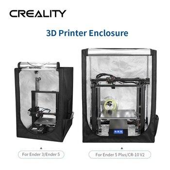 New Coming CREALITY 3D Printer Enclosure For Ender-3/Ender-3 V2/Ender-5 /Ender-5 Plus With Safe Quick and Easy installation