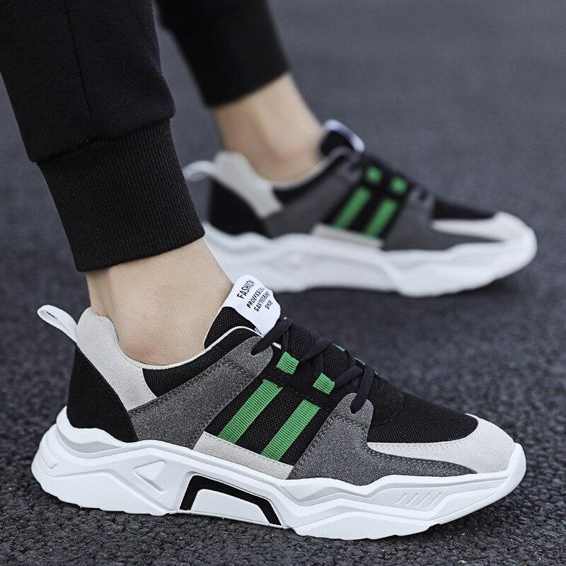 Buy 2020 Season Dad Shoe Trend Ventilation Motion Leisure Time Flange Male Shoe Tenis Masculino Adulto Shoes Men Zapatos De Hombre