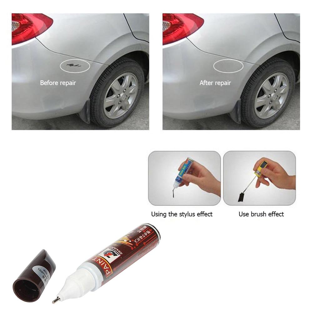 13 мл портативная авторучка для мытья автомобиля Нетоксичная водостойкая краска для удаления царапин Нетоксичная мягкая термо авто аксессу...