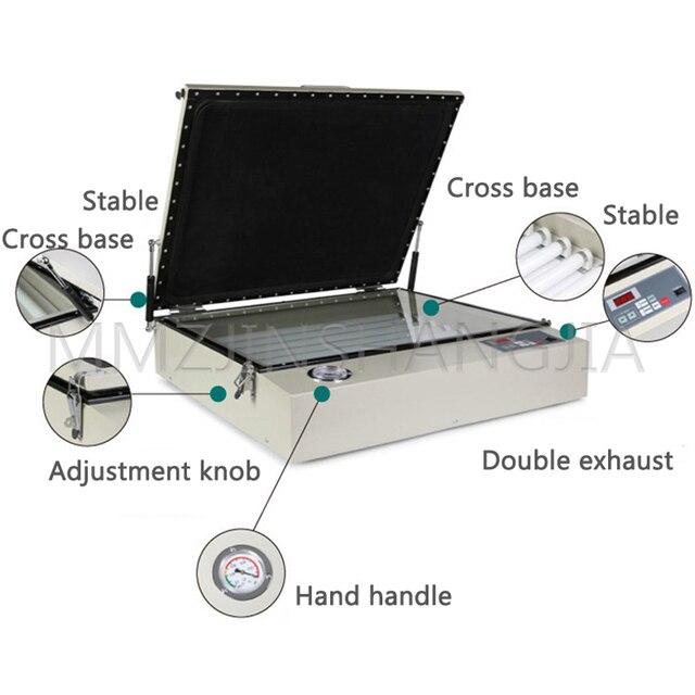 220v/110v настольные экспонирующая установка инструменты вакуумные фотография
