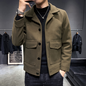 Brand NEW Autumn and Winter Men Coats Ko