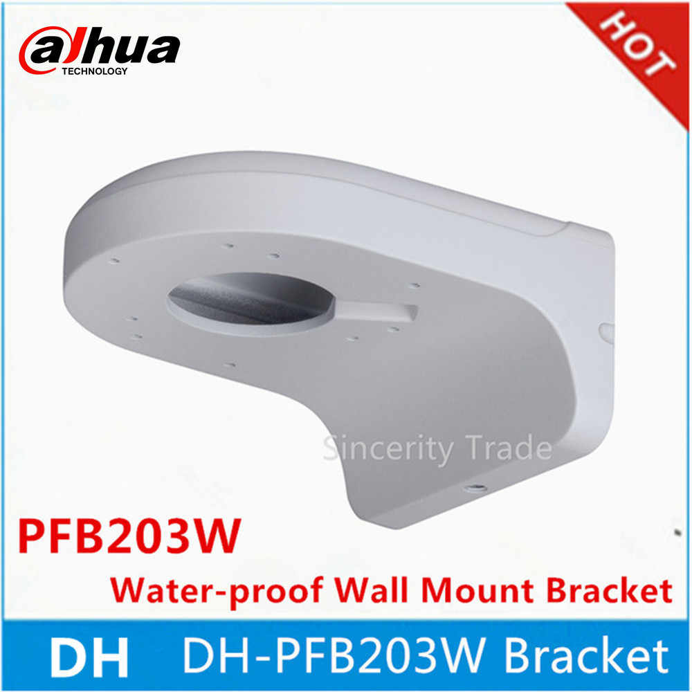 Originele Dahua DH-PFB203W Wall Mount water-proof Bracket DOME Camera mentale Beugel PFB203W