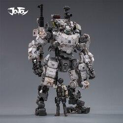 1/25 JOYTOY figura de acción acero hueso armadura Mecha y soldado militar figura modelo juguetes colección juguete regalo de Navidad Presente