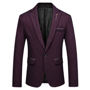 Men's Autumn Business Casual Blazers