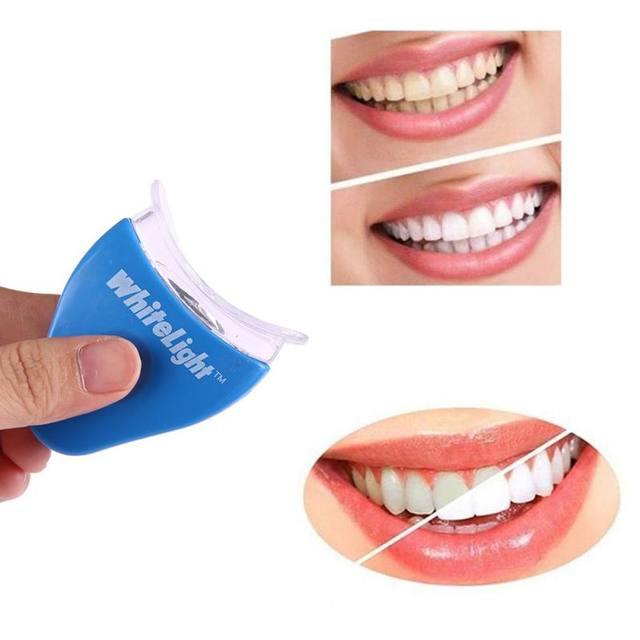 Láser Dental dientes blanqueamiento luz LED blanqueamiento diente acelerador blanchiment abolladura Venta caliente