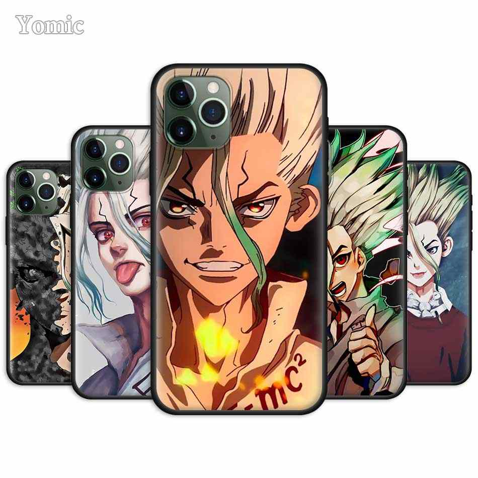 dr stone 5 iphone case