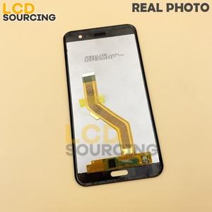"""Image 3 - 5.5 """"LCD Display Für HTC U11 LCD Screen Touch Screen + Rahmen Digitizer Montage Für HTC U11 Display Ersetzen für HTC U 3w 1W 3U"""