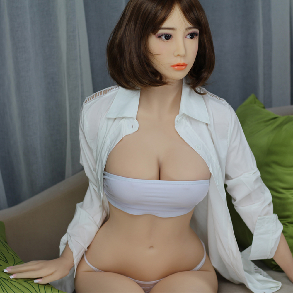 <font><b>158cm</b></font> Real Silicone <font><b>Sex</b></font> <font><b>Doll</b></font> For Men <font><b>Big</b></font> <font><b>Breast</b></font> <font><b>Big</b></font> Ass Realistic Vagina Oral Anal <font><b>Sex</b></font> <font><b>Doll</b></font> Head Male Skeleton <font><b>TPE</b></font> Japanese Love image