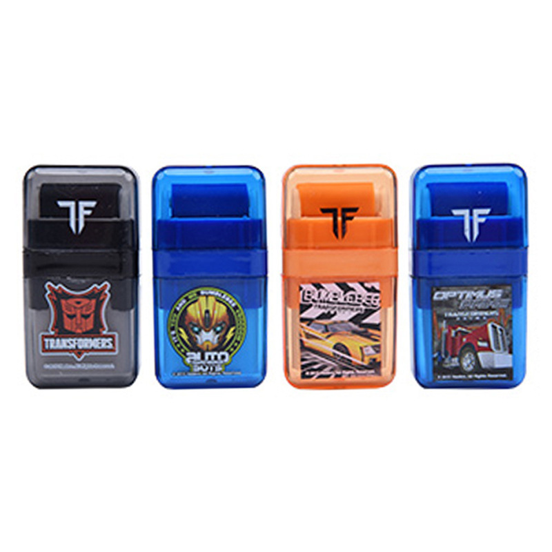 New Style Transformers Creative Roller Rubber Eraser Ultra-Clean Chipless Korean-style Chip Removing Wipe