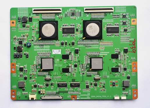 Good test T-CON board for LA52B750U1 2009_<font><b>240Hz</b></font>_FRCQ_V1.2 LTF520HH01 image