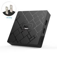 HK1 Mini Smart HDMI 4K TV Box Receiver Android 8.1 WIFI Media Player 3D Set Top