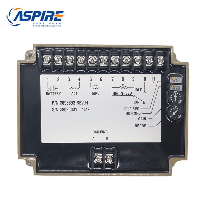 Регулятор скорости дизельного генератора CE3098693, 3098693