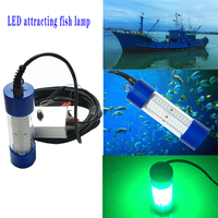 12v 100W\/120W\/150W dimmering controller lures led underwater fishing lamp squid fishing light pesca led fish attracting light