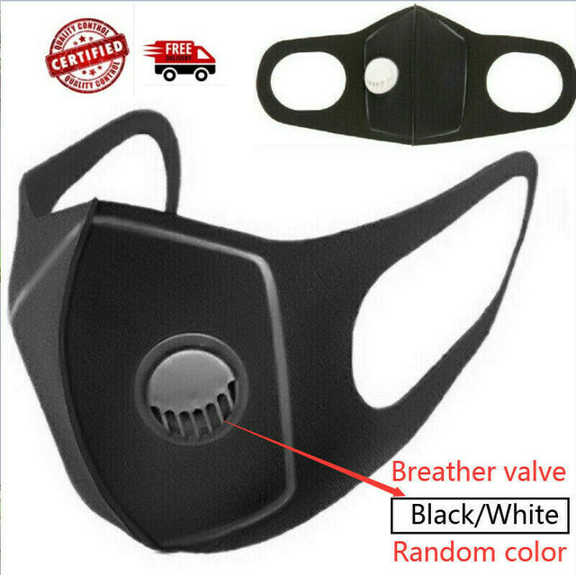 IN STOCK 10PCS PM2.5 Breathable Anti-dust Haze Flu Face Mouth Mask Filter Respirator Thin Dropshipping 1