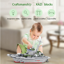 KAZI 84005 Shenfeng Guard Aviation Building Blocks Military Children Intelligence Assembling Toys